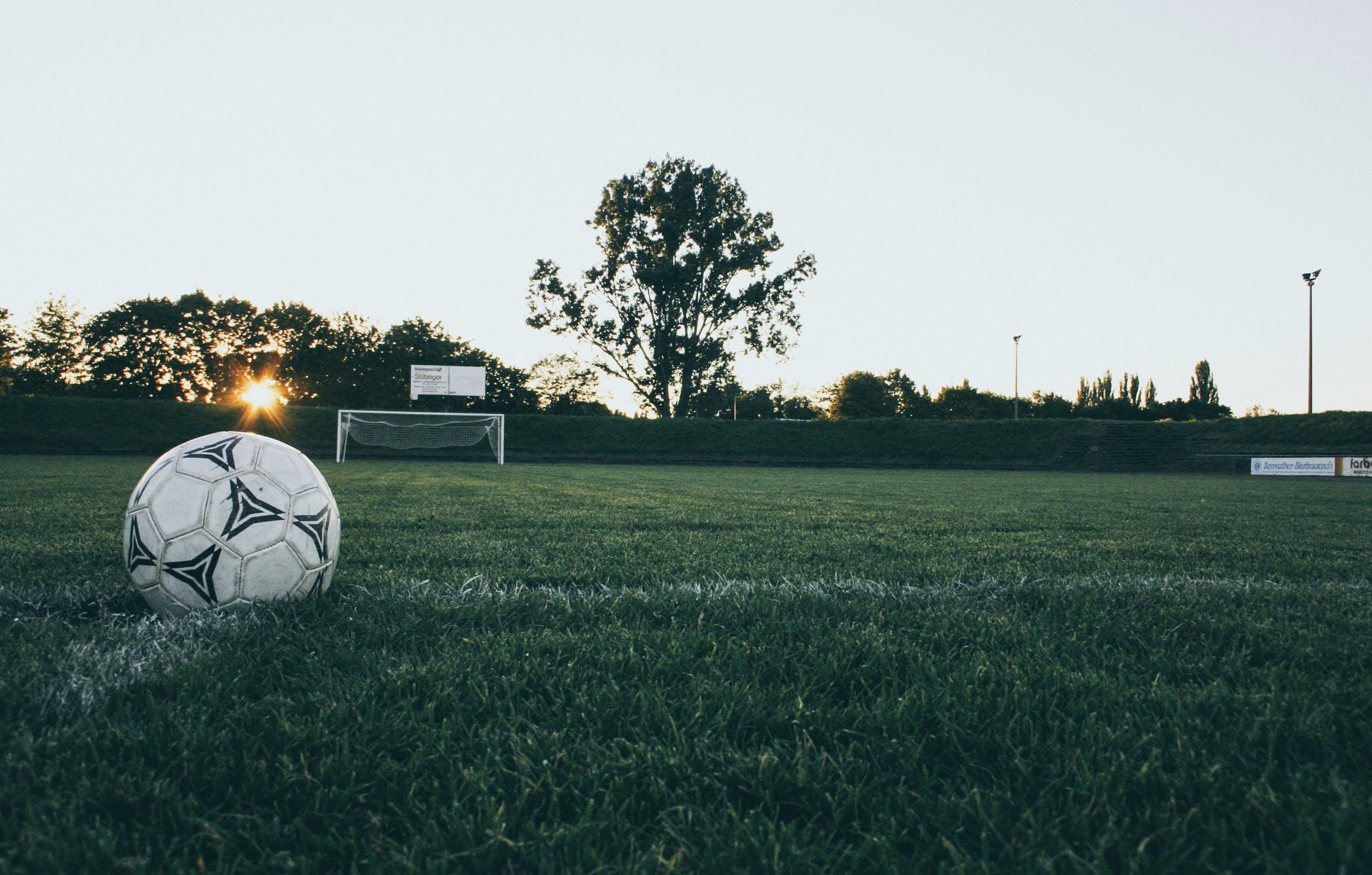 Weekend weg met een voetbalteam