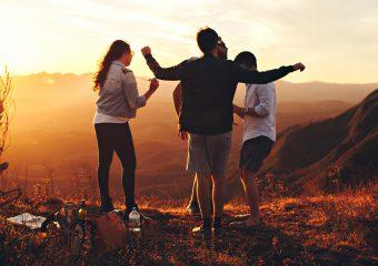 Tips voor een vakantie met een grote groep